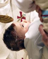 parafia podwawelskie chrzest